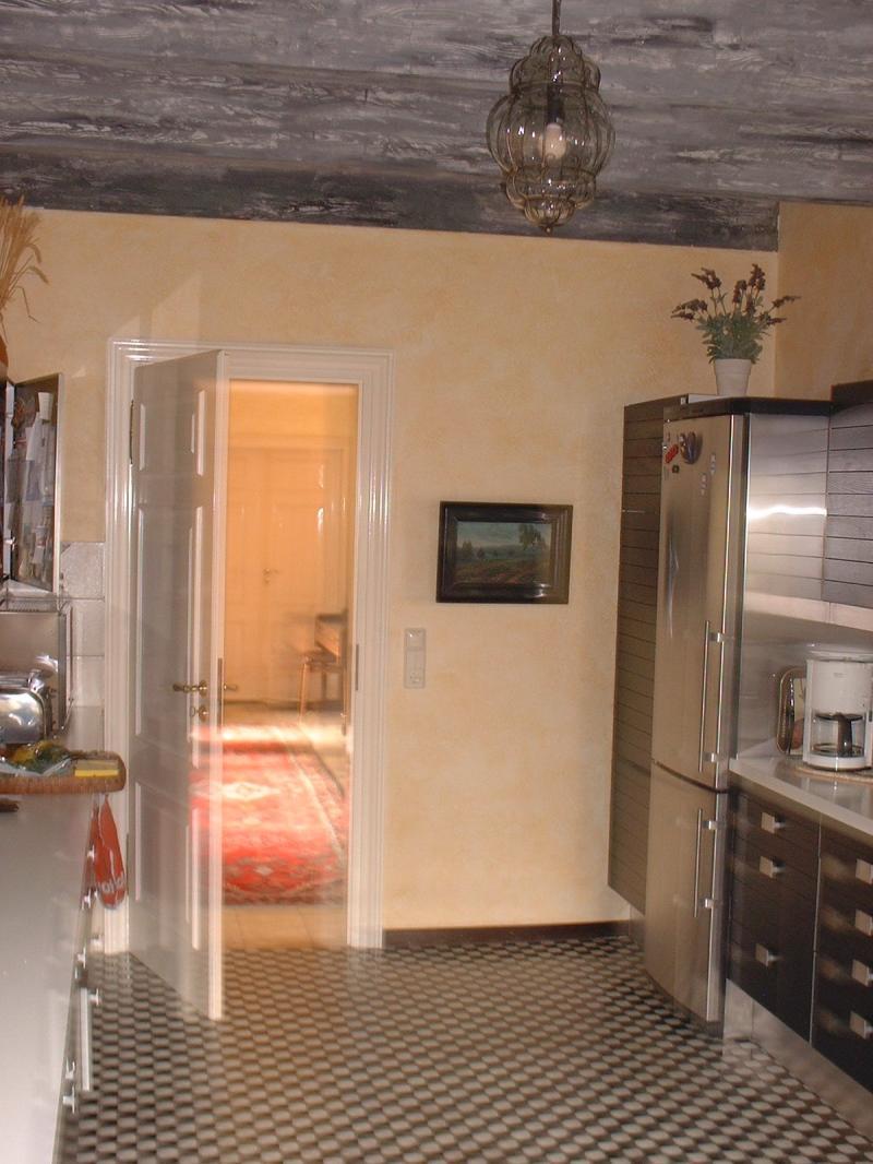 arte colore privathaus in achim. Black Bedroom Furniture Sets. Home Design Ideas